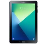 Samsung Galaxy Tab A S-Pen Kılıf 10.1inç - 2016 SM-P580 P585 P587 Zore Defender Zırh Tipi Koruyucu Tablet Silikon Siyah