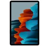 Samsung Galaxy Tab S7 Kılıf 11inç - 2020 SM-T870 T875 T788 Zore Defender Zırh Tipi Koruyucu Tablet Silikon Siyah