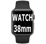Apple Watch 38mm KRD-01 Metal Kordon Kırmızı