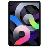 Apple iPad Air 4 Kılıf (10.9 2020 / A2072 - A2316 - A2324 - A2325) Zore Defender Zırh Tipi Koruyucu Tablet Silikon Siyah