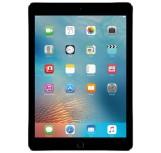Apple iPad Pro 9.7 Kılıf (2016 / A1673 - A1674 - A1675) Zore Eva Boxer Tablet Silikon Siyah
