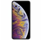 Apple iPhone XS Max Kılıf 6.5 Kenarı Şeffaf Partıltılı Zore Eni Kapak Pembe