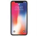 Apple iPhone X / XS Beyaz Kenarları Kırılmaya Dayanıklı Tam Kaplayan Ekran Koruyucu